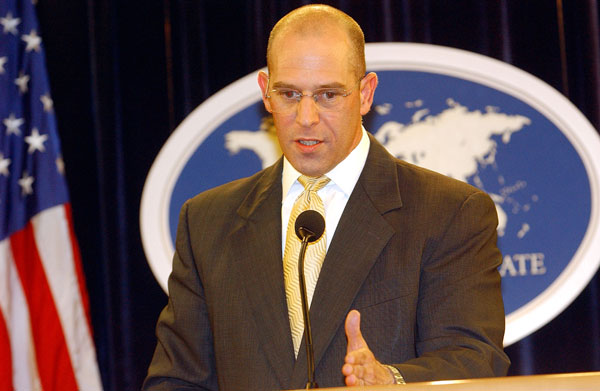J. Adam Ereli became Deputy Spokesman of the Department of State on September 2, 2003.