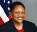 Jendayi E. Frazer, Assistant Secretary, Bureau of African Affairs