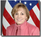 Anne W. Patterson,  Assistant Secretary, Bureau of International Narcotics and Law Enforcement Affairs
