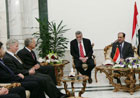 Under Secretary Jeffery and U.S. Ambassador Ryan Crocker meet with Iraqi Prime Minister Maliki and other Iraqi officials to discuss economic development.