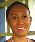 2008 International Woman of Courage Awardee: Virisila Buadromo
