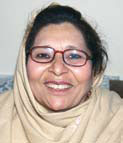 International Women of Courage Award Winner: Dr. Begum Jan