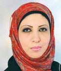 International Women of Courage Award Winner: Nibal Thawabteh