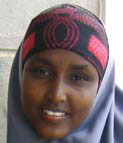 2008 International Woman of Courage Awardee: Farhiyo Farah Ibrahim