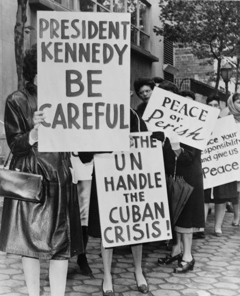 Women Strike for Peace and the Cuban Missile Crisis