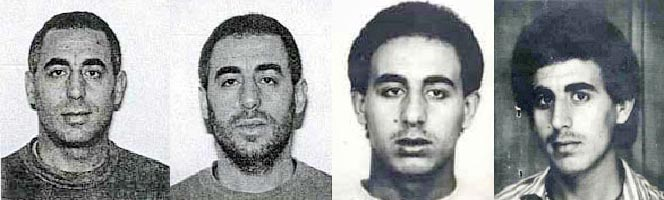 Photo array of Rewards For Justice terrorist suspect Mohammed Ali Hamadei.