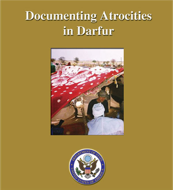 Documenting Atrocities in Darfur cover