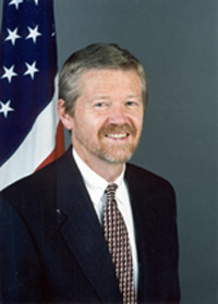 Official Photo of Amb. Douglas Hartwick
