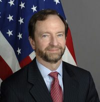 Patrick S. Moon [State Dept. Image]