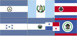 Flags of Central America [State Dept. Image]