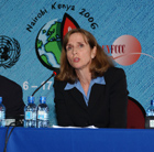 Assistant Secretary Dobrianky at COP-12.