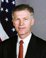 Official Photo of Assistant Secretary Stephen G. Rademaker
