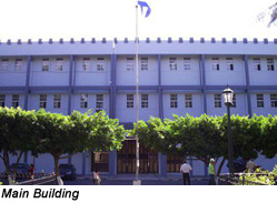 International Law Enforcement Academy, San Salvador, El Salvador - Main Building