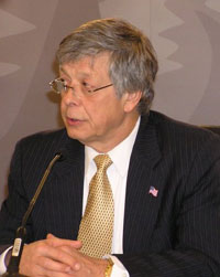 Dr. Harlan L. Watson, Senior Climate Negotiator and Special Representative and Alternate Head of the U.S. Delegation