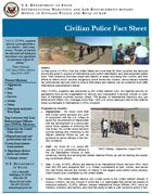 Date: 10/01/2008 Description: Office of Civilian Police and Rule of Law: Civilian Police Programs
